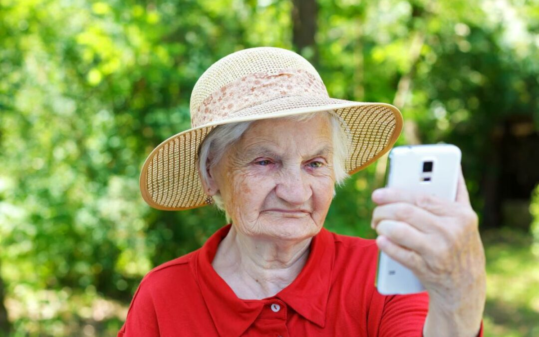 Nana and Her Missing Phone