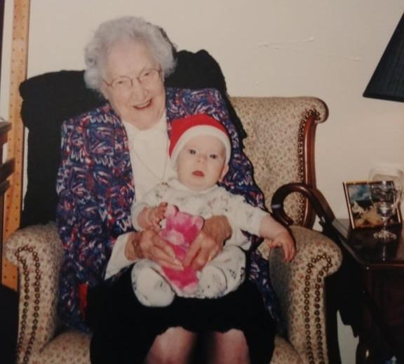 Grandma Eva Pearl: The Woman Older than the Century