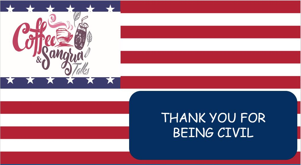 Thank You For Being Civil